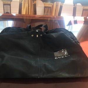 Gucci garment bag